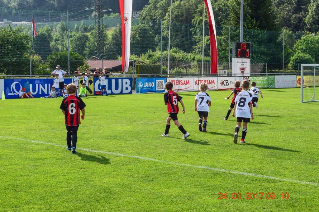 15. HERVIS-Cup 2017 - Samstag A 4