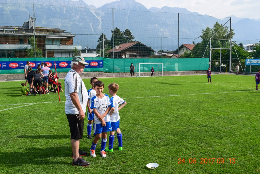 15. HERVIS-Cup 2017 - Samstag A 6