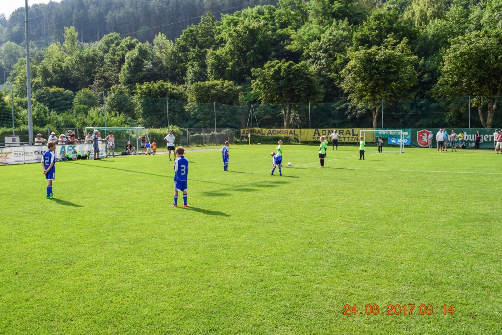 15. HERVIS-Cup 2017 - Samstag A 7