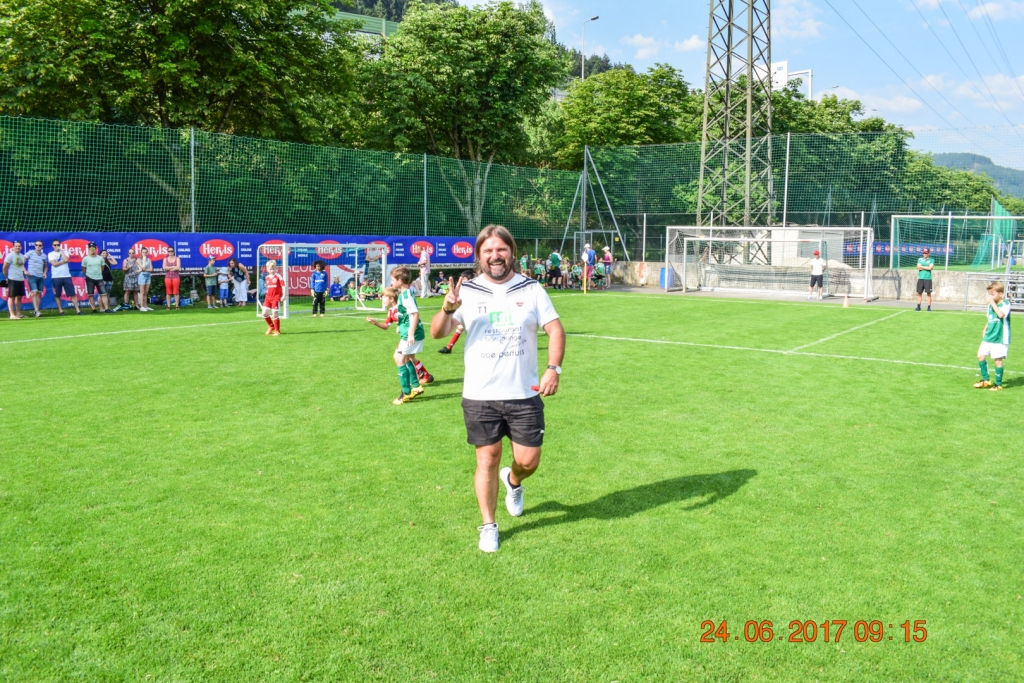 15. HERVIS-Cup 2017 - Samstag A 9