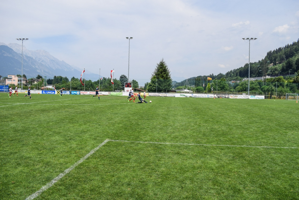 15. HERVIS-Cup 2017 - Samstag B 7