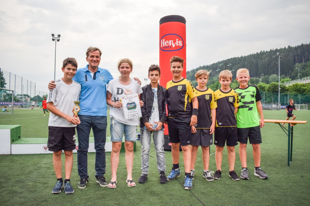 15. HERVIS-Cup 2017 - Samstag F 5