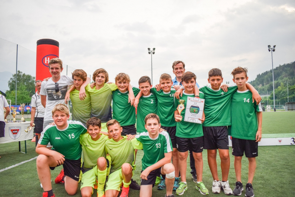 15. HERVIS-Cup 2017 - Samstag F 7