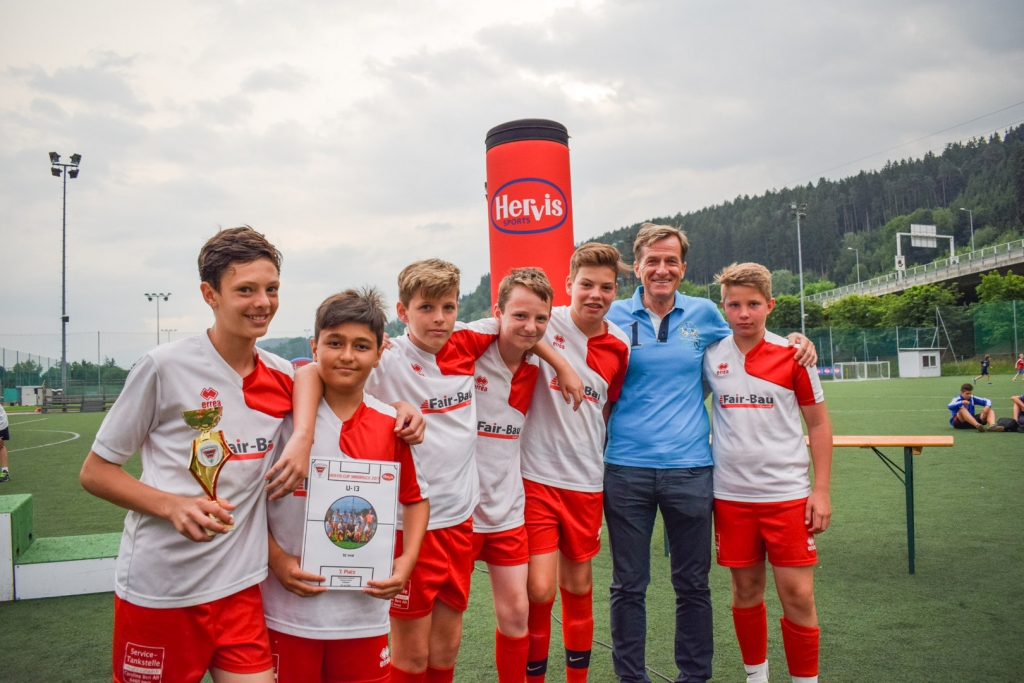 15. HERVIS-Cup 2017 - Samstag F 8